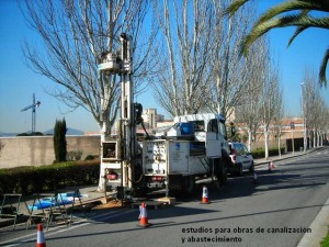 servicios - sondeos geotécnicos