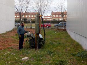 IDOH MODULAR - Estudio geotécnico - Castellar del Vallès