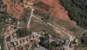 estudios geotécnicos castellar del vallès urbanización airesol
